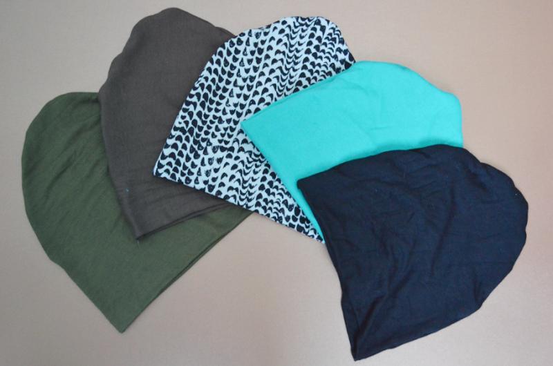 DIY , Le bonnet en tissus et 4 façons de le customiser