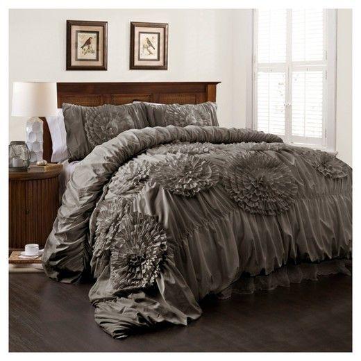 Lush Decor Serena Comforter Set 3pc