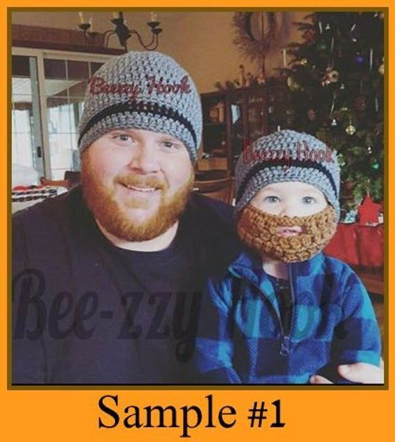 Crochet Beard Hat Like father Like son custom order available, daddy and toddler, daddy and son matching hats baby and daddy #crochetedbeards Crochet Beard Hat Like father Like son custom | Etsy #crochetedbeards Crochet Beard Hat Like father Like son custom order available, daddy and toddler, daddy and son matching hats baby and daddy #crochetedbeards Crochet Beard Hat Like father Like son custom | Etsy #crochetedbeards