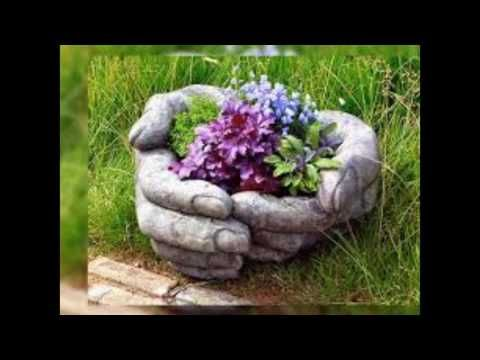 ejemplos de patios y jardines pequeos decorados video de youtube