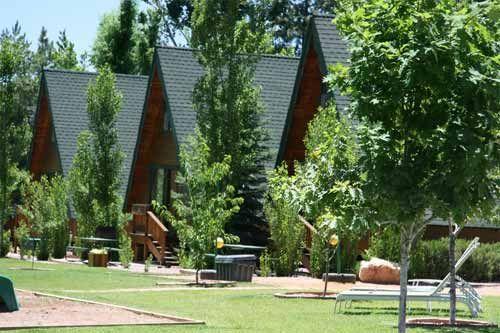 Arizona Cabin Rentals Payson Az Lodging Strawberry Hill