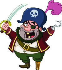 Ahoy n' happy international natter like a Pirate day me hearties!