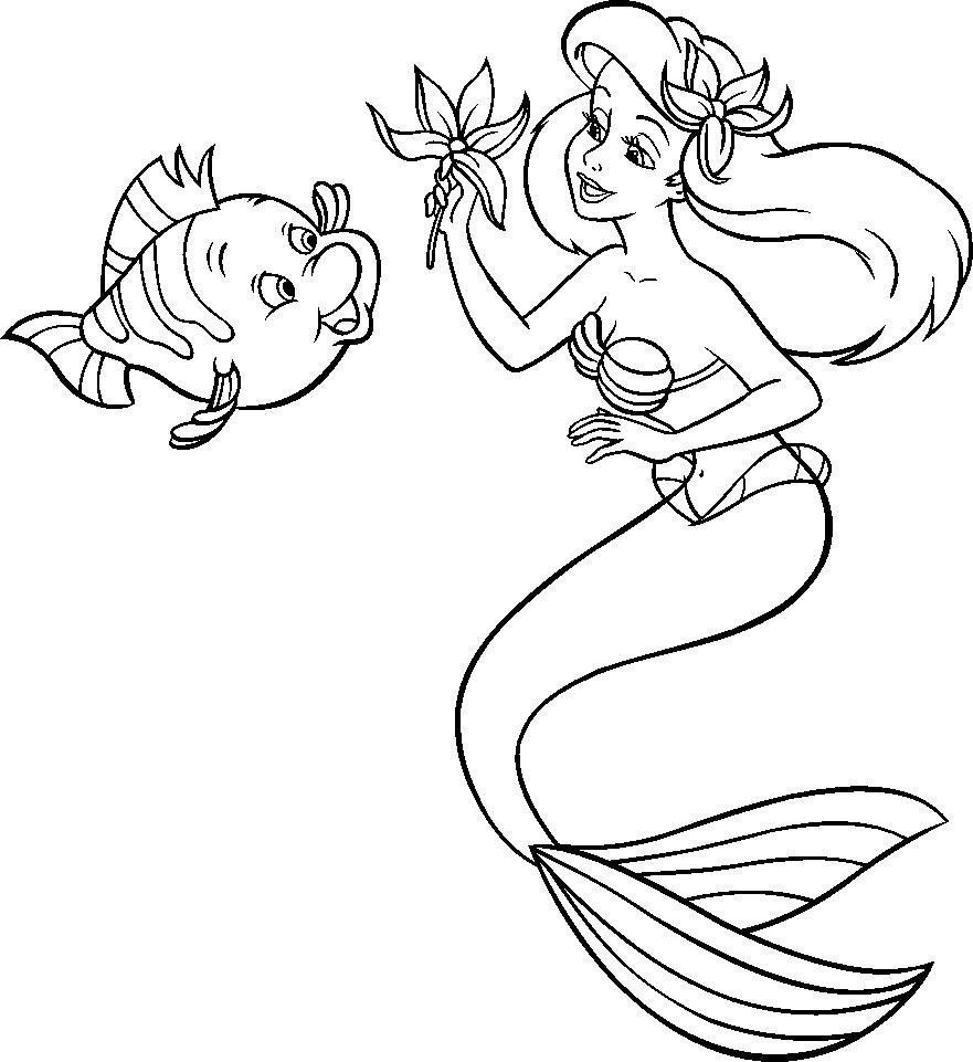 42 Coloriage A Imprimer Ariel Disney Mermaid Coloring Pages Coloring Pages Unicorn Coloring Pages