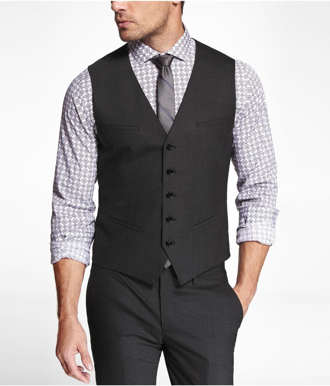 End On End Suit Vest Mens Outfits Clothes Mens Full Suits [ 1640 x 1404 Pixel ]