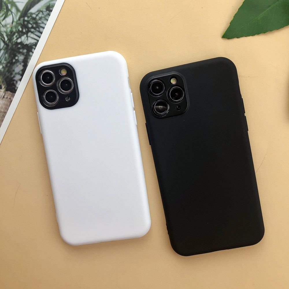 Camera lens protection phone case for iphone 11 pro xs max