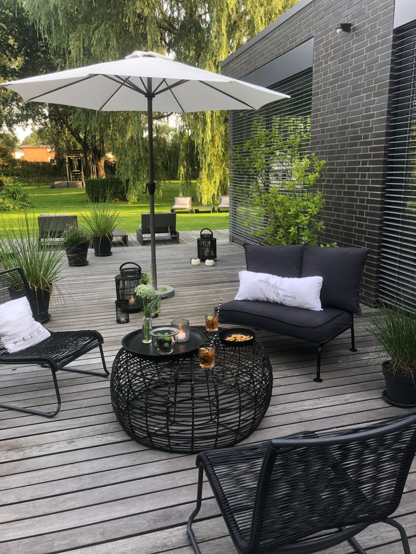 #outdoor #gartengestaltung #Terrasse #garten #holzte...