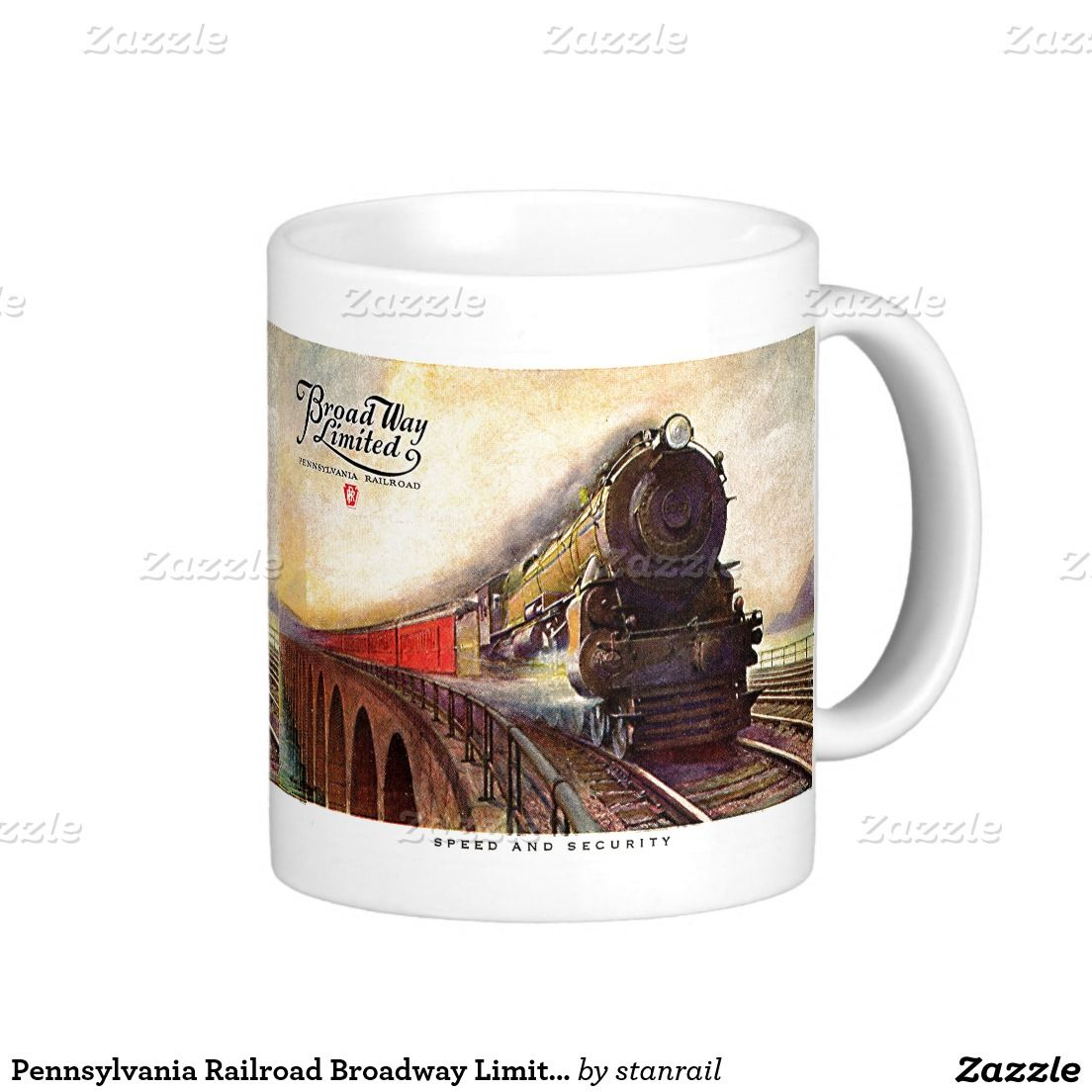 Pennsylvania Railroad Coffee