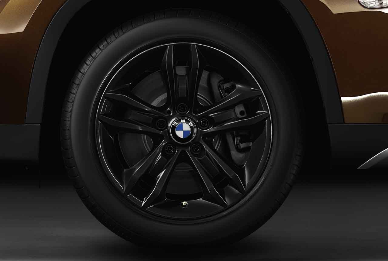 Bmw X1 Winter Complete Wheel Sets 18 Star Spoke 319