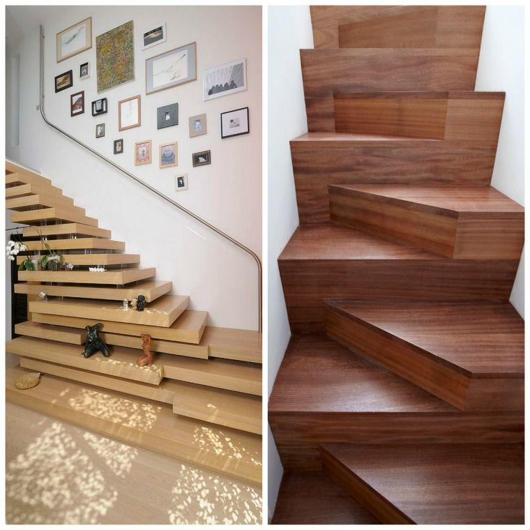 escalier intrieur en bois fabulous gardecorps intrieurs ou rampes duescaliers intrieurs en mtal. Black Bedroom Furniture Sets. Home Design Ideas