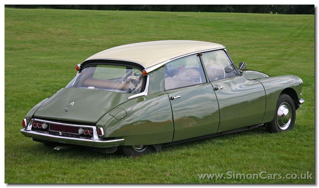 1963 Citroen DS 10 Citroen ds, Citroën traction avant