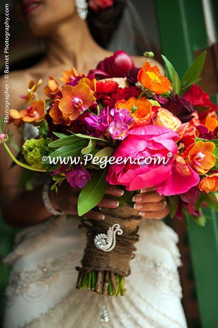 b56d935fd2f Pegeen s Flower Girl Dresses Garden Wedding of the Year 2014 ...