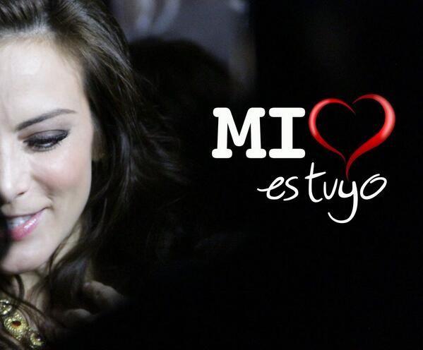 Mi Corazon es Tuyo....Silvia Navarro
