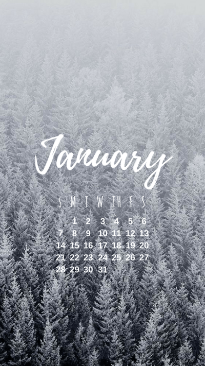 November - December 2019 Calendar Canva How to Use Canva to Make Calendar Phone Wallpapers | J, Tay, and
