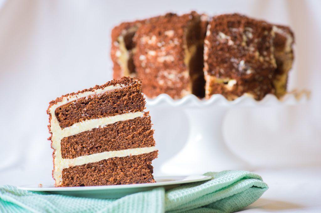 Milo Cake With Condensed Milk Icing The Sweet Rebellion In 2020 Milo Cake Best Fudge Recipe Condensed Milk Cake