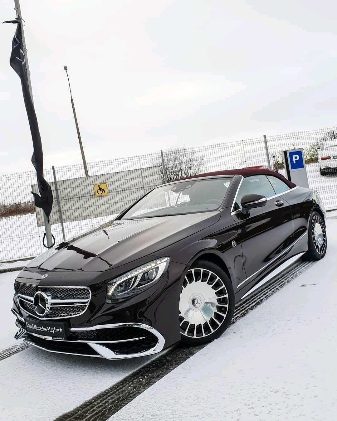 Mercedes Maybach S650 Cabriolet Via Reddit With Images Maybach