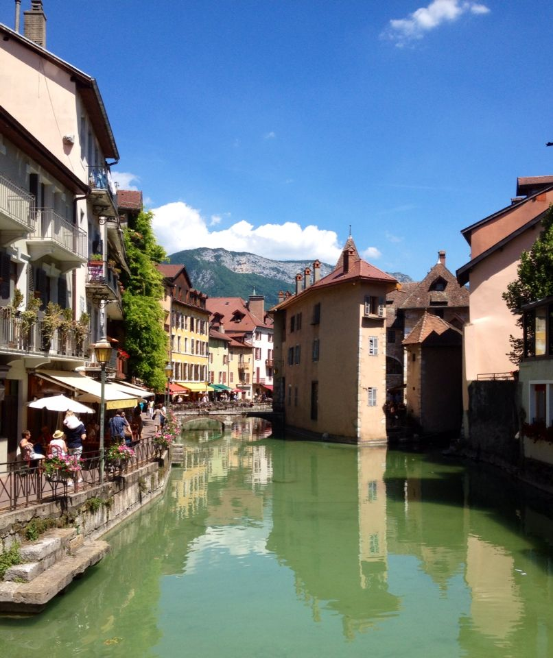 Annecy, France. Been there many times and I love it!