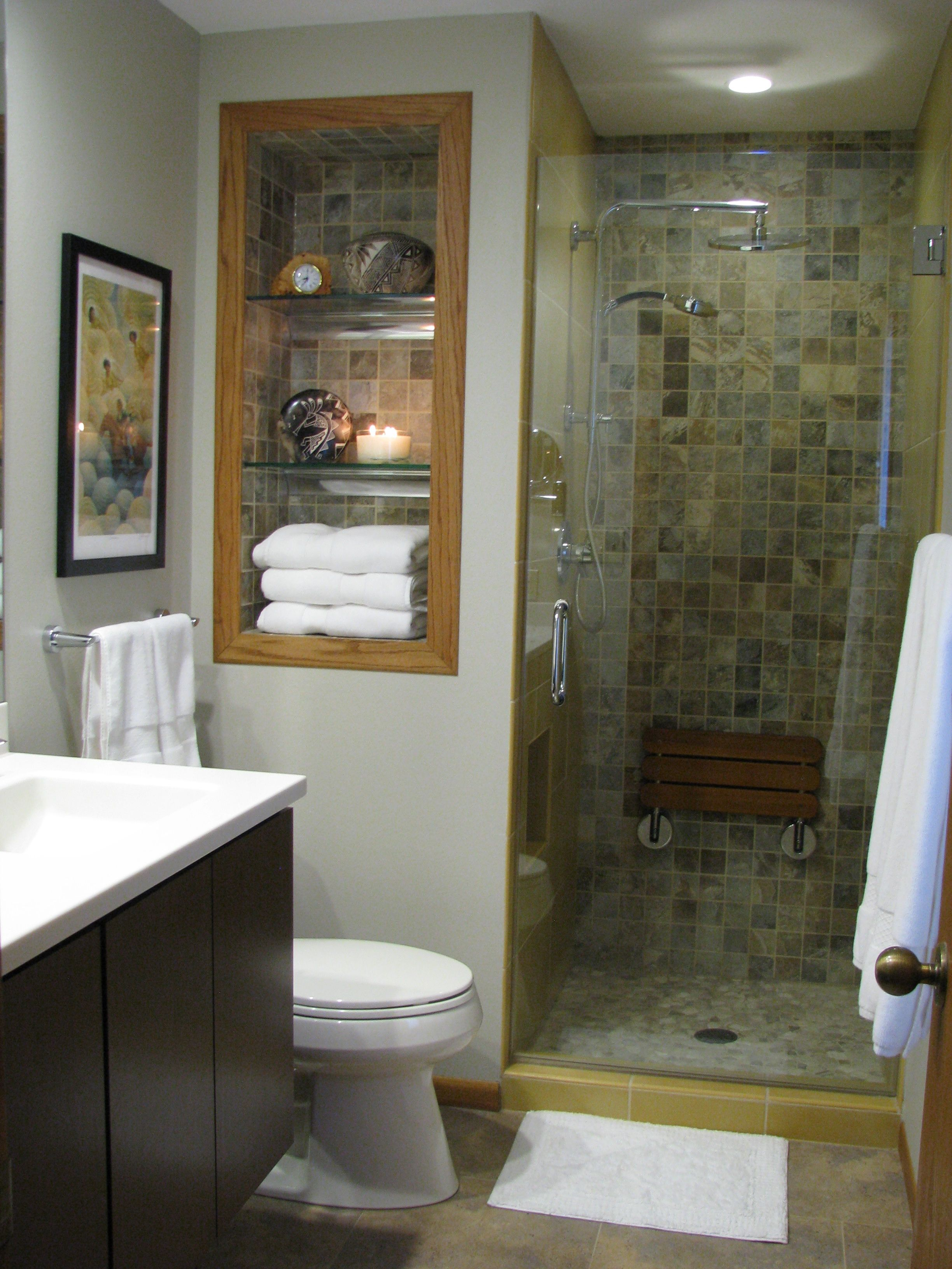 small bathroom remodel ideas pinterest | Small bathroom ...
