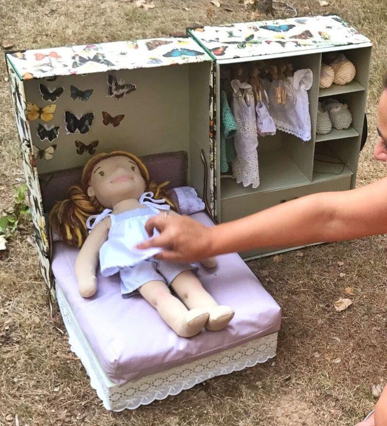 Found On Cath Kidston S Fb Page In Her Dream Room In A: Pin Von Cornelia Lo Auf Puppen