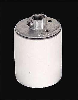 Leviton Brand High Heat Resistant Porcelain Keyless Medium Base Socket Porcelain Heat Resistant Antique Lamps