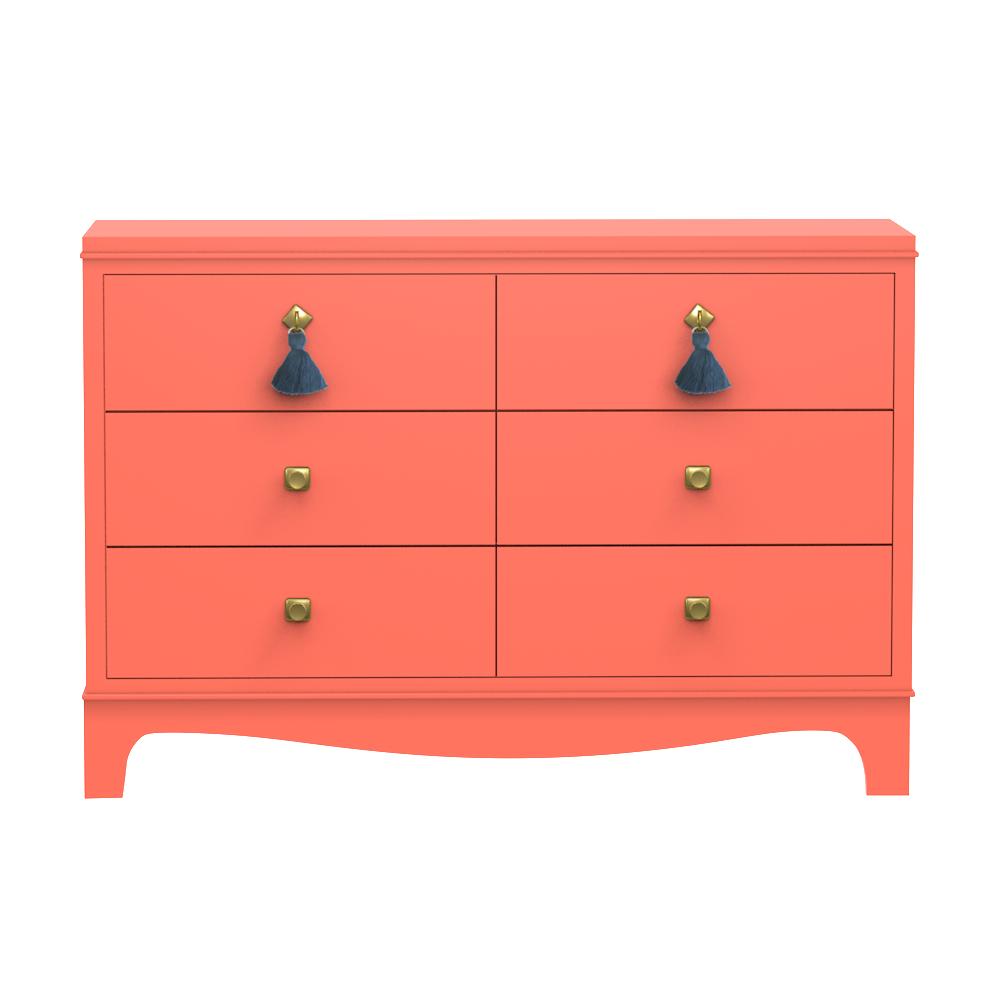 Easton Double Chest Double Dresser Dresser Drawers [ 1000 x 1000 Pixel ]