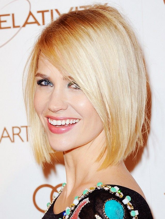 15 low maintenance haircuts for every texture blunt cuts stylists ask your stylist for a blunt cutblunt ends create the illusion of thickness solutioingenieria Gallery