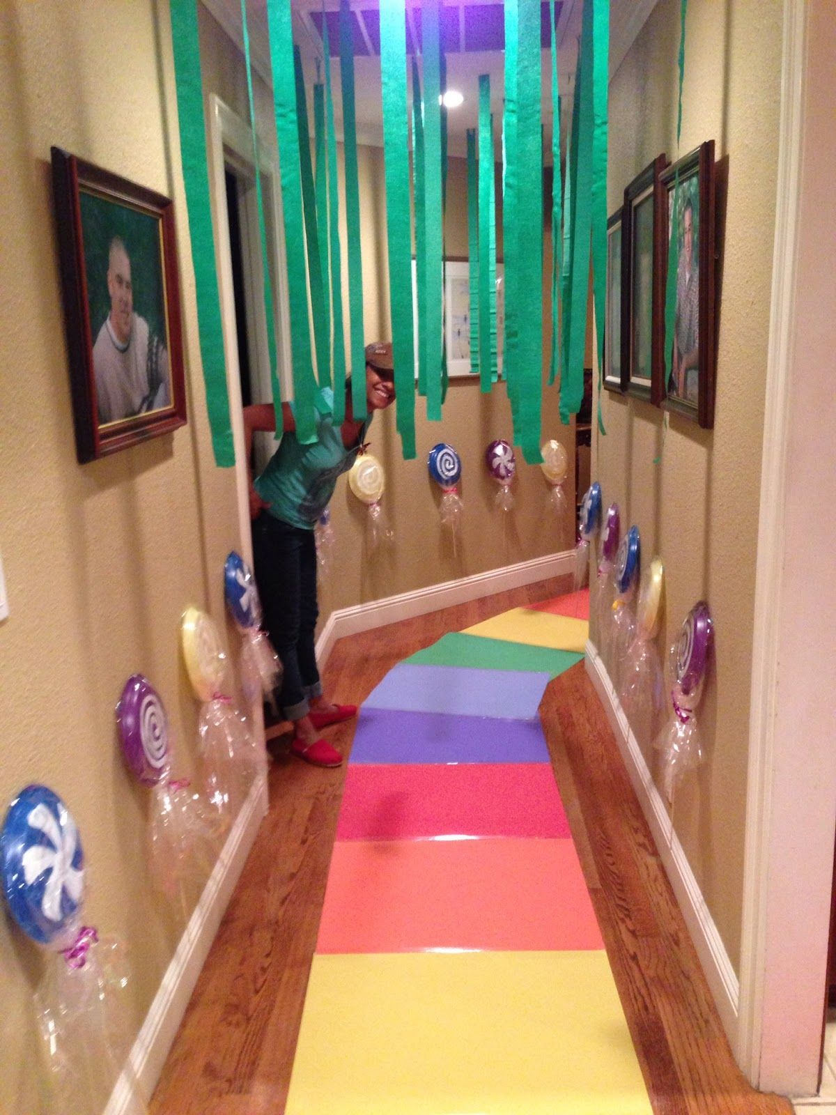 We decided to throw a Candyland themed birthday party for Bella and ...