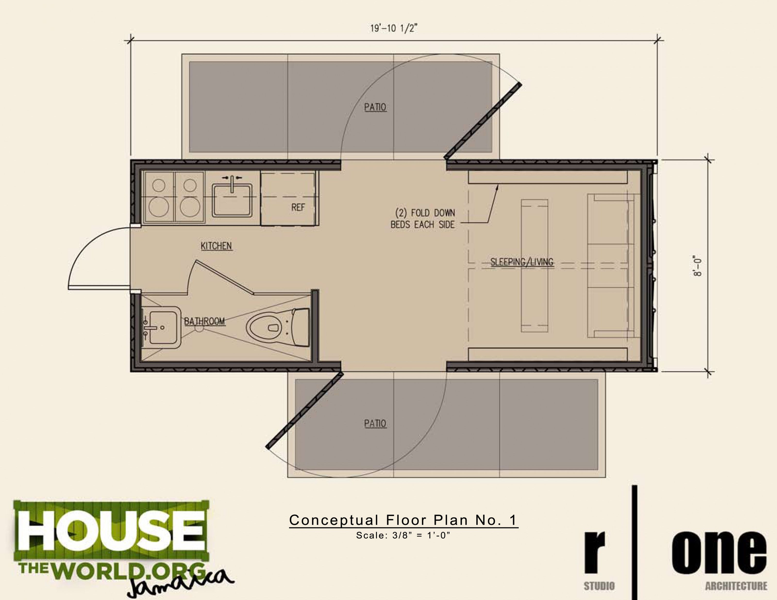 Shipping Container House Floor Plans 20 Ft | Flisol Home