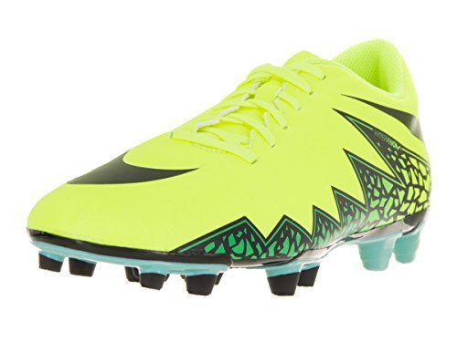wholesale dealer 2737a fa183 Nike Hypervenom Phatal II FG Soccer Cleat (Sz. 6.5) Volt,.