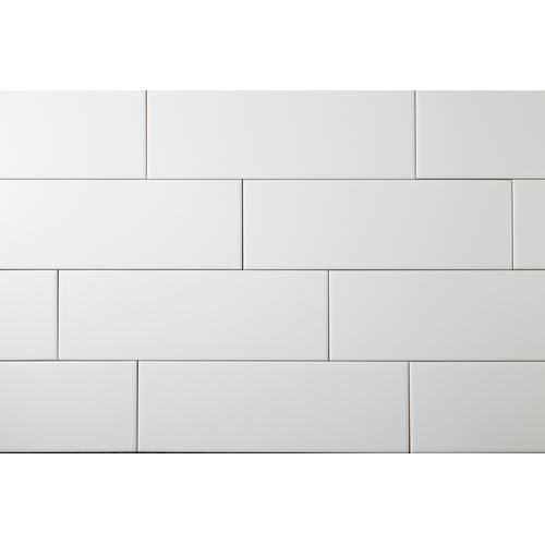 Manhattan 4 X 12 Snow White Matte Subway Tile Storka Ceramic Subway Tile Subway Tile White Bathroom Tiles