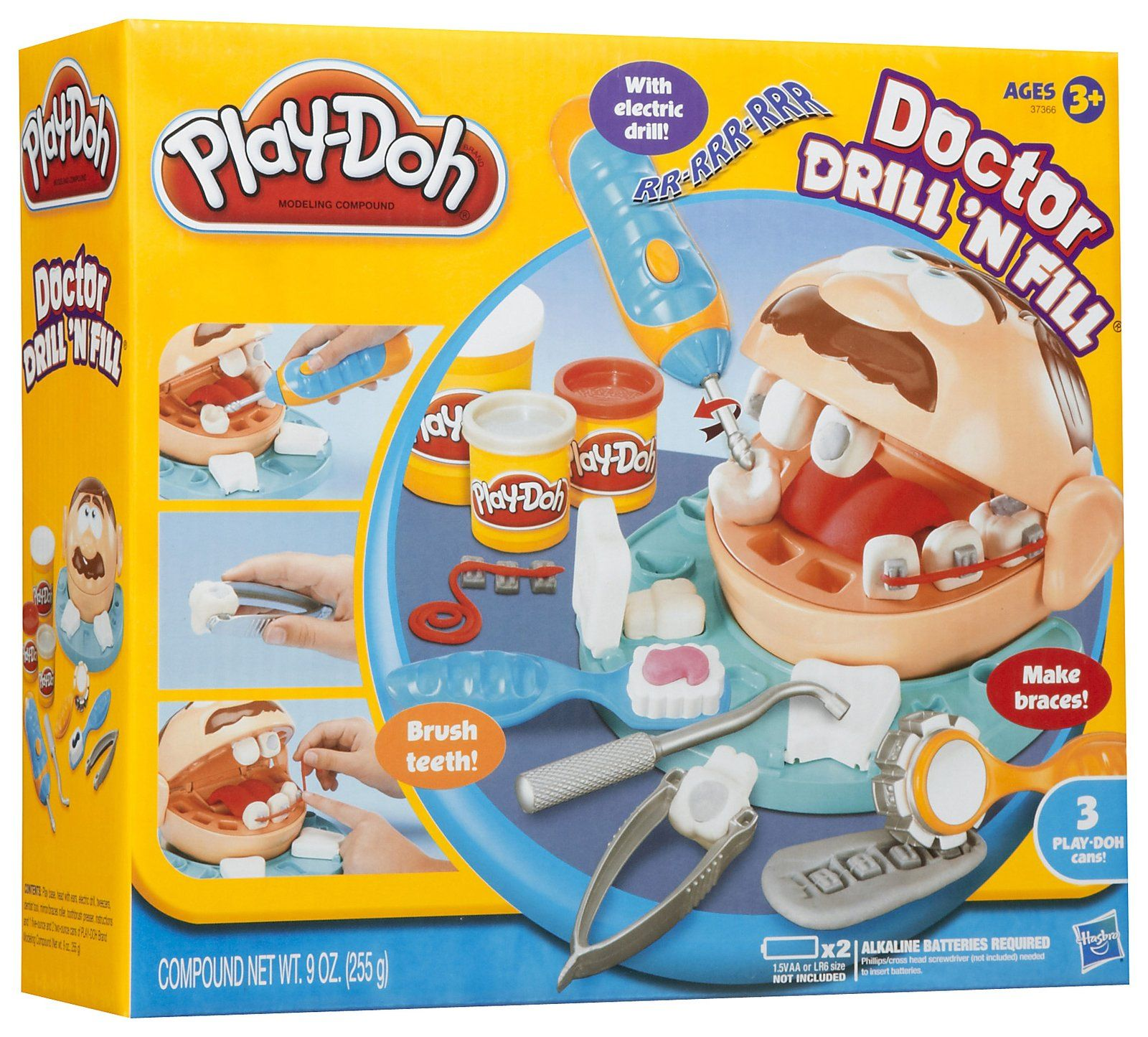 Best gift idea ever! granddental Play doh, Hasbro play