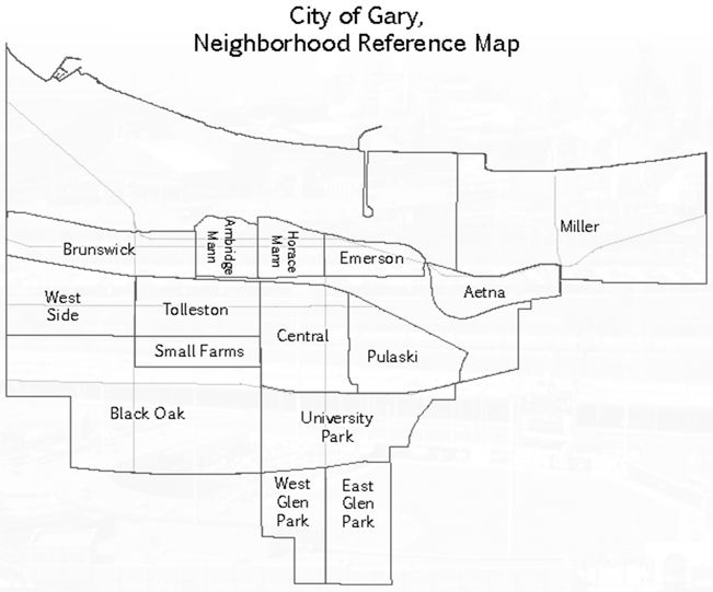 gary indiana neighborhood map - Google Search | Misc Pins ... on indiana toll road map, fishers indiana map, northwest indiana map, decatur indiana map, burket indiana map, gas city indiana map, helmsburg indiana map, merrillville indiana map, hammond indiana map, kentland indiana map, michigan city indiana map, pittsburgh indiana map, indianapolis indiana map, south bend indiana map, detailed indiana road map, remington indiana map, greensboro indiana map, wisconsin indiana map, crown point indiana map, chicago map,