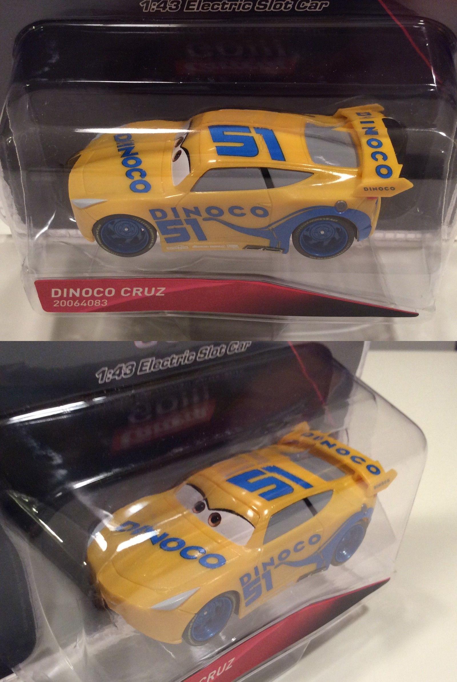 1970 Now 152936 Carrera Go 64083 Cars 3 Dinoco Cruz 51 1 43 Scale Slot Car Buy It Now Only 17 99 On Ebay Carrera Dinoco Sc Car Buying Ebay Slot Cars