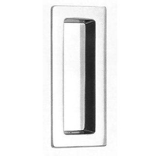 4 Contemporary Flush Pull From The Classics Collection Pocket Door Hardware Door Hardware Pocket Doors