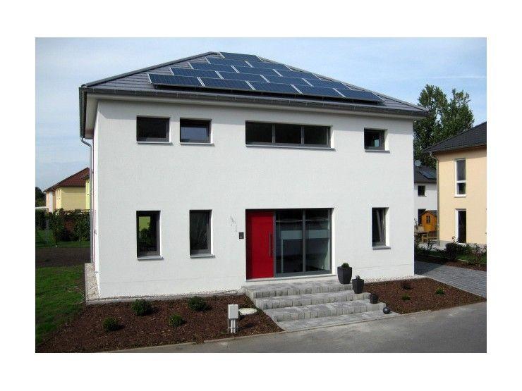 Hausbau modern walmdach  Aldo - #Einfamilienhaus von Hausbau Dannenmann GmbH & Co. KG ...