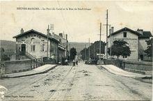 Neuves Maisons Cartes Postales Geneanet Street View Scenes