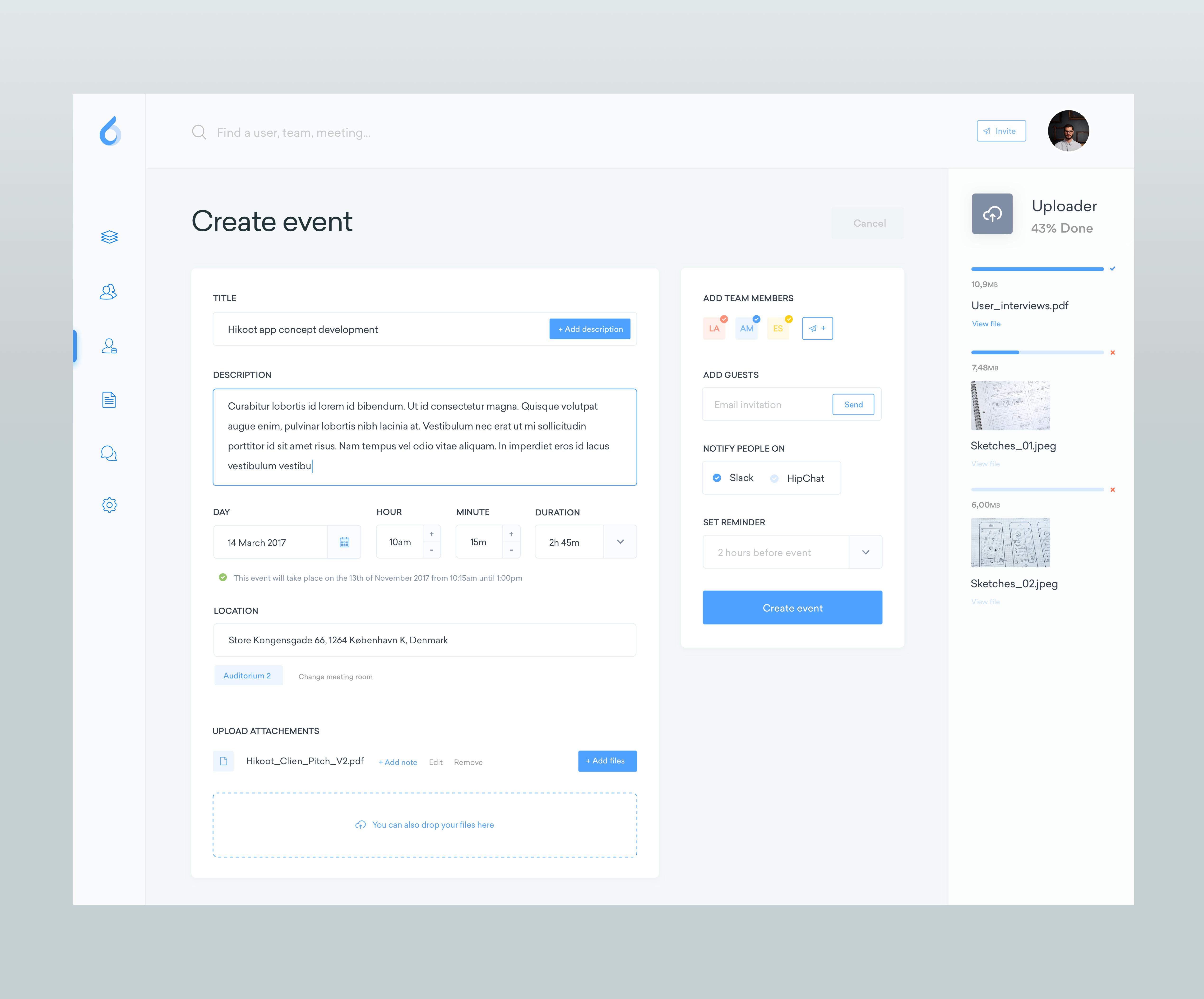 good web application form design principles
