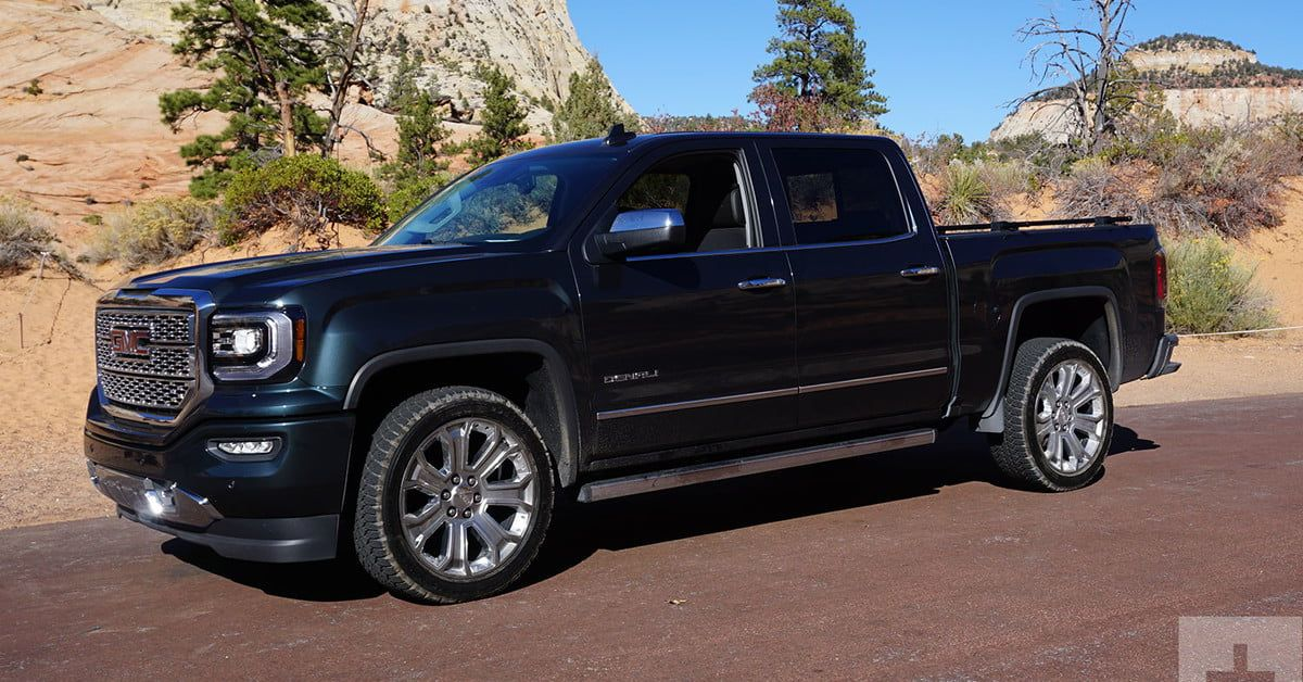 Gmc Does Luxury Without Flamboyance In The Confidently Comfortable Denali