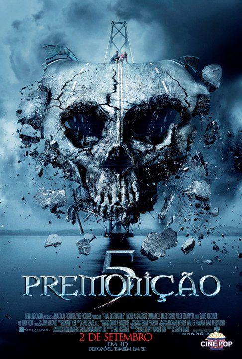 International Movie Poster for FINAL DESTINATION 5 — GeekTyrant