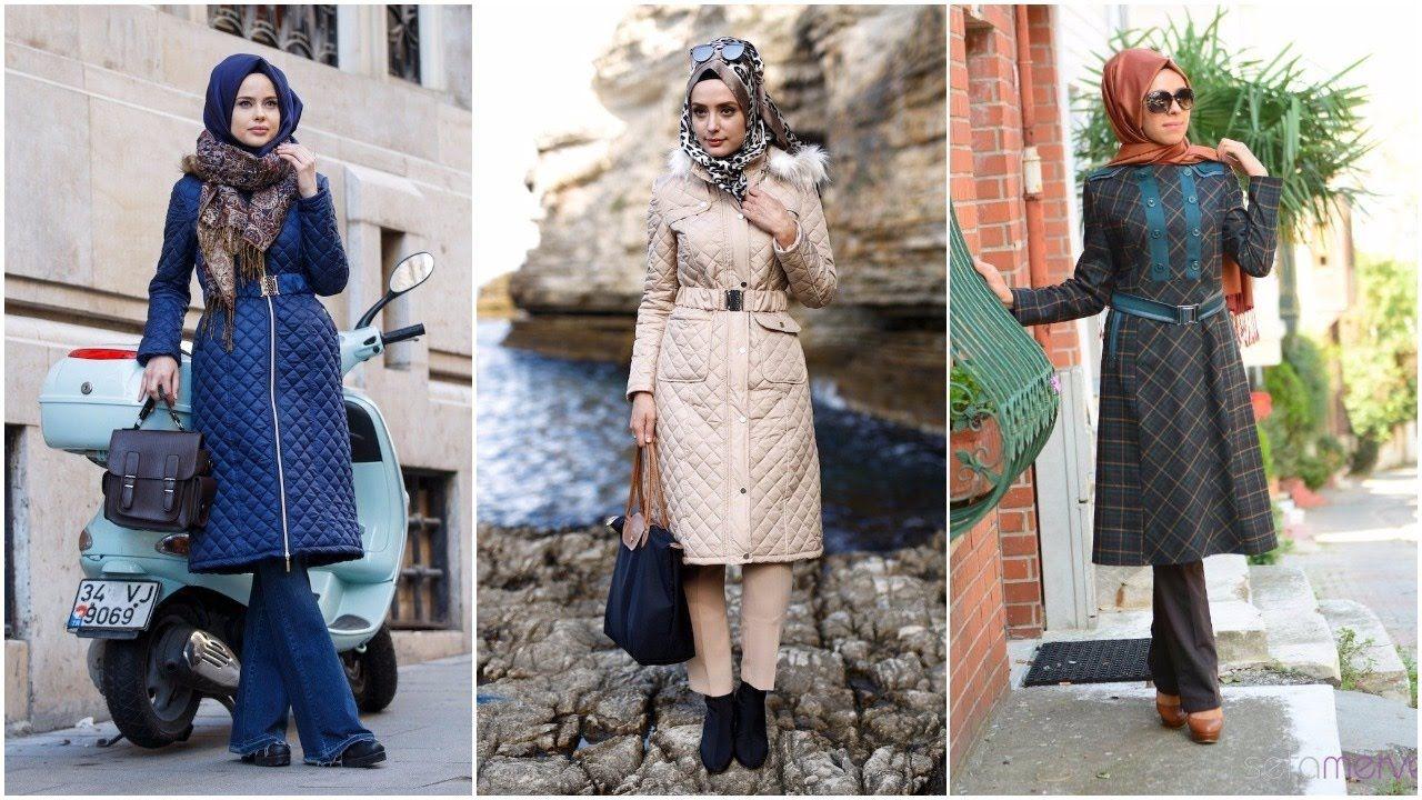 موديلات موضة ازياء شتاء 2020 للمحجبات في مصر Fashion Women Kimono Top