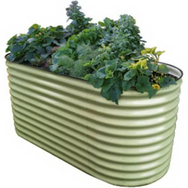 Corrugated Raised Garden Beds Raised Garden Garden Beds Raised Garden Beds