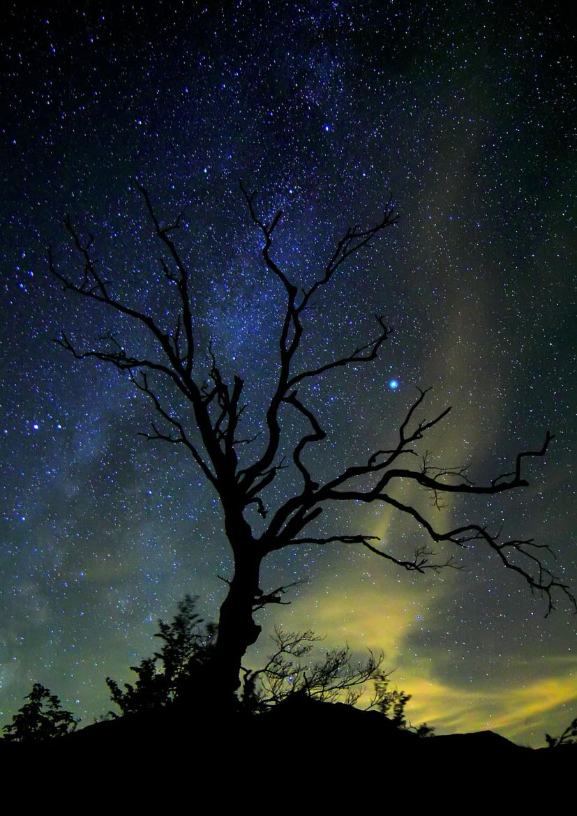 Photograph The Magic Colors Of The Night By Russo Francesco On 500px Night Skies Beautiful Sky Nature