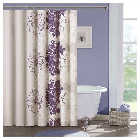Jane Cotton Shower Curtain : Target