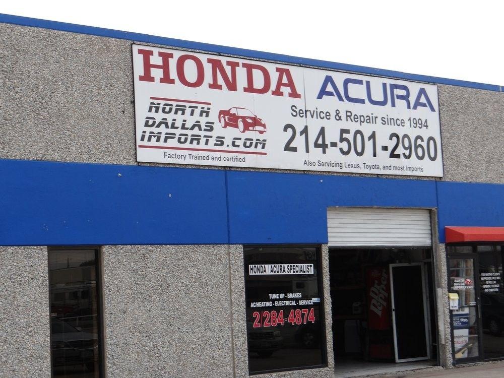 North Dallas Imports a leading European auto service and