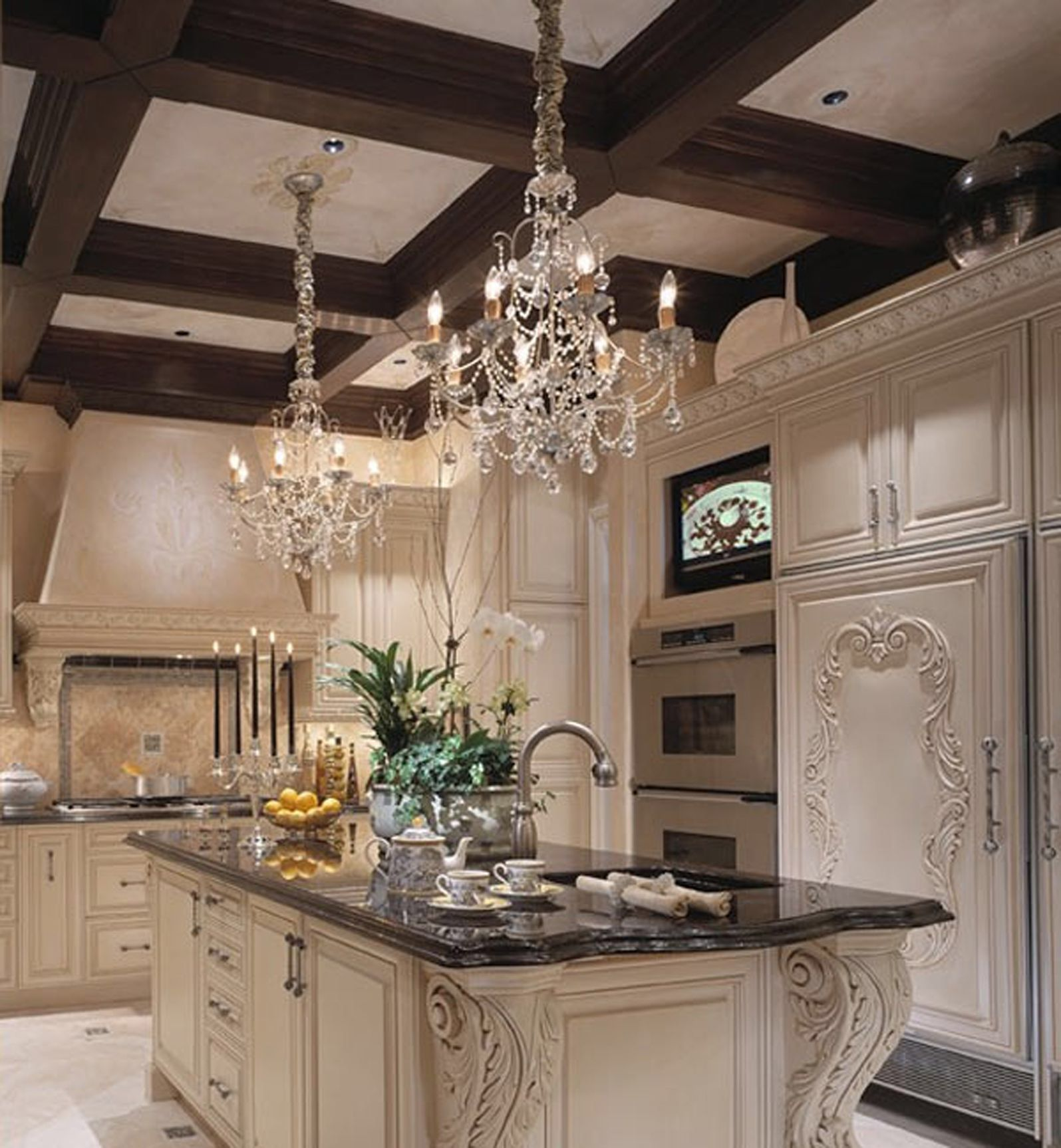 elegance traditional kitchen design custom kitchens design elegant kitchens on kitchen ideas elegant id=62262