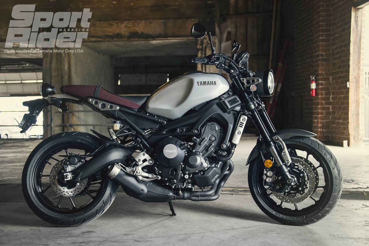 2016 Yamaha Xsr900 Beauty Shot