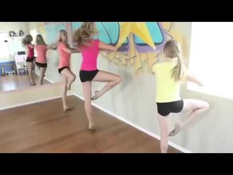 How to Do Fouettes Dance Turns and Spins Tutorial youtube - YouTube