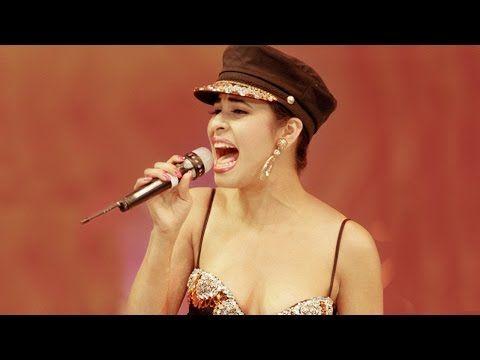 Selena Como La Flor La Carcacha Bidi Bidi Bom Bom Baila Esta Cumbia Cumbia Medley Selena Quintanilla Selena Bustier Selena