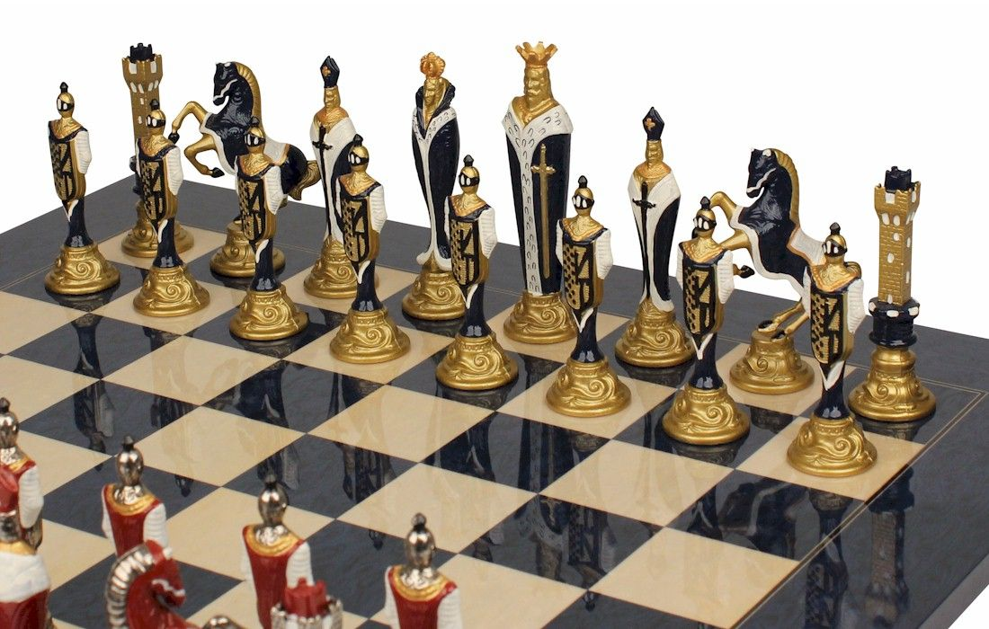 Browse Excellent Metal Chess Sets Chessmen And Other Metal Chess Sets From The Finest Craftsmen