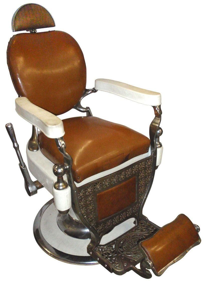 Vintage barber shop chairs - Barber Chair Vintage