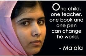 Education Is Important For Girl Child Quotes Malala Yousafzai
